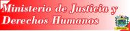 Ministerio de Justicia y Derechos Humanos