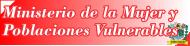 Ministerio de la Mujer y Poblaciones Vulnerables